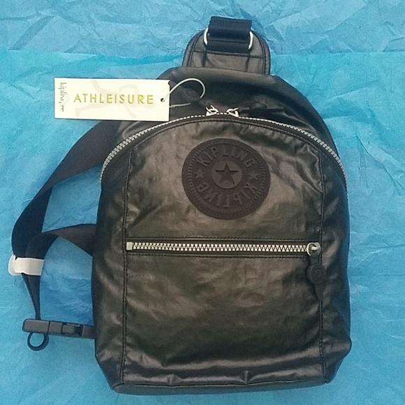 0e96bc858f Kipling Bags | Authentic Bente Sling Backpack | Poshmark